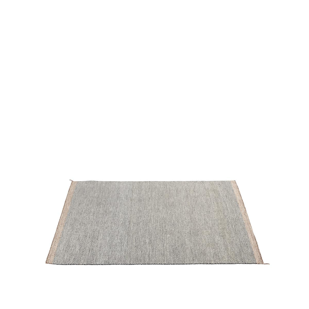 Ply Rug i 170 X 240 cm, Black-White