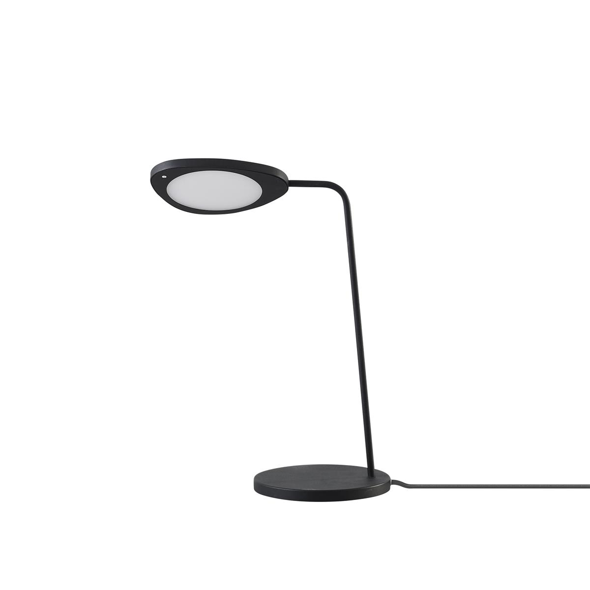 Leaf Table Lamp - Black