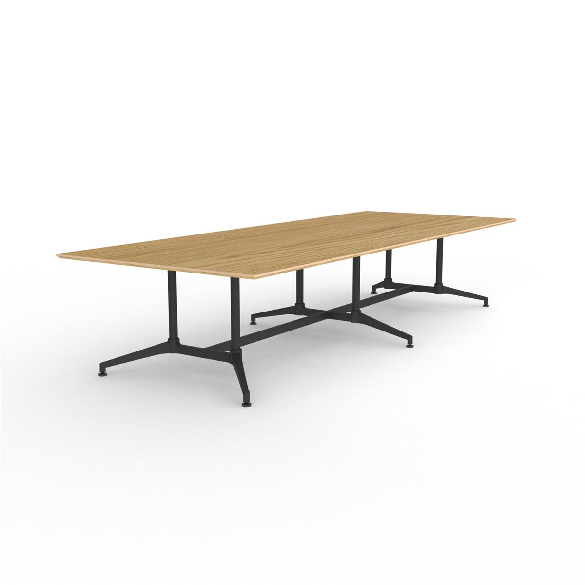 X1 Seamless Table 360 x 140 - eikefinér & sort
