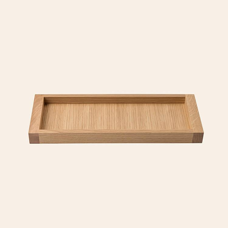 Krobo Tray Small i eik