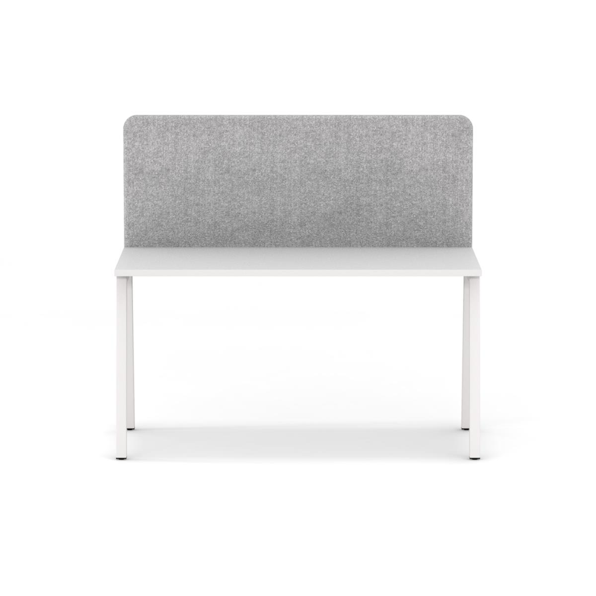 UM Acoustic Screen 140 x H53 - tekstil Camira Synergy