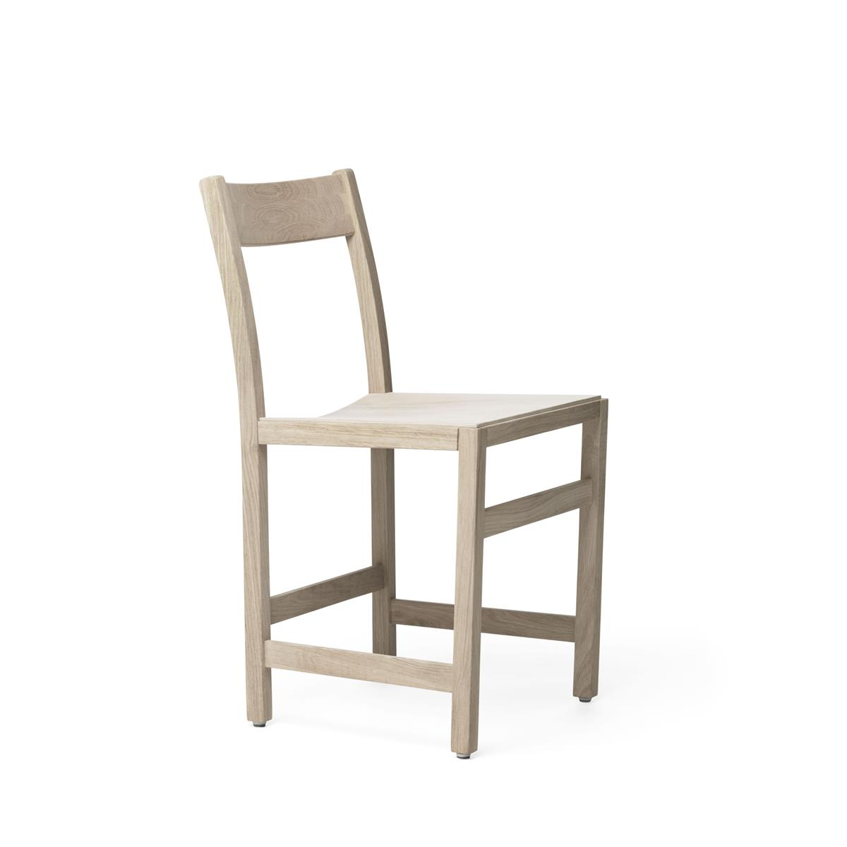 Waiter Chair - White Oiled Oak