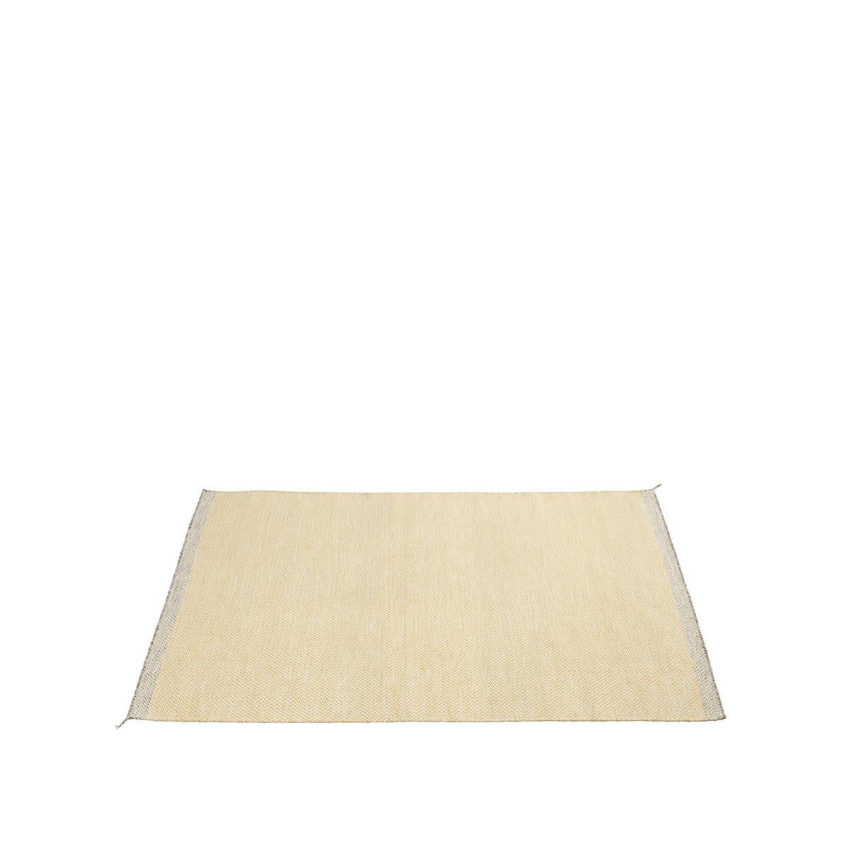 Ply Rug i 170 X 240 cm, Yellow