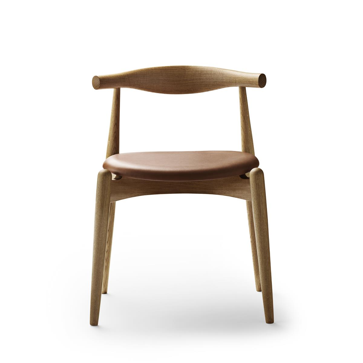 Elbow Chair i oljet eik & SIF 95