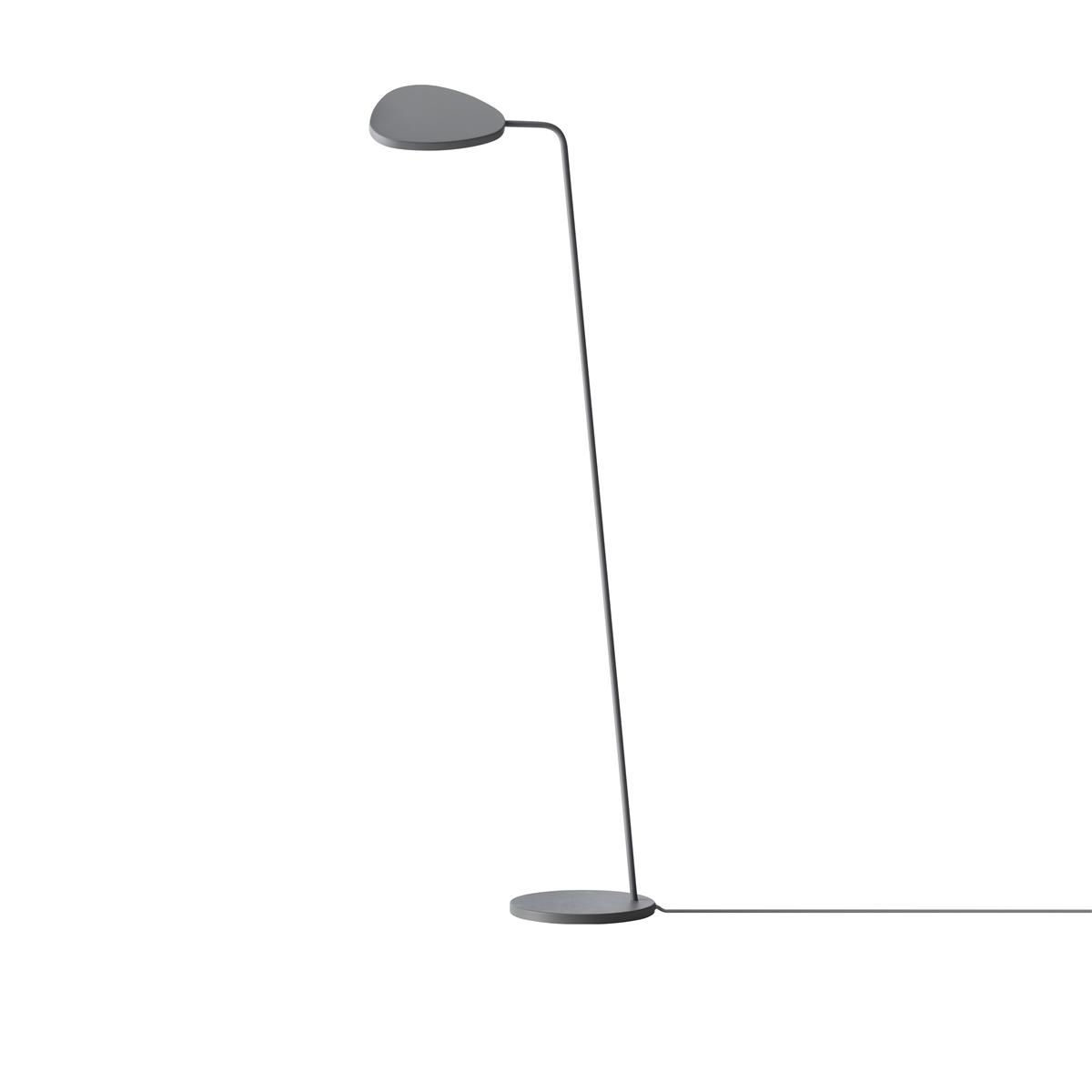 Leaf Floor Lamp - Grey
