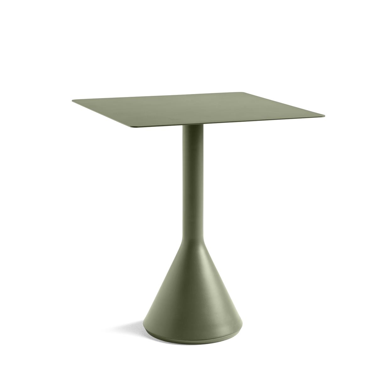 Palissade Cone Table 65 x 65 x H74 - Olive