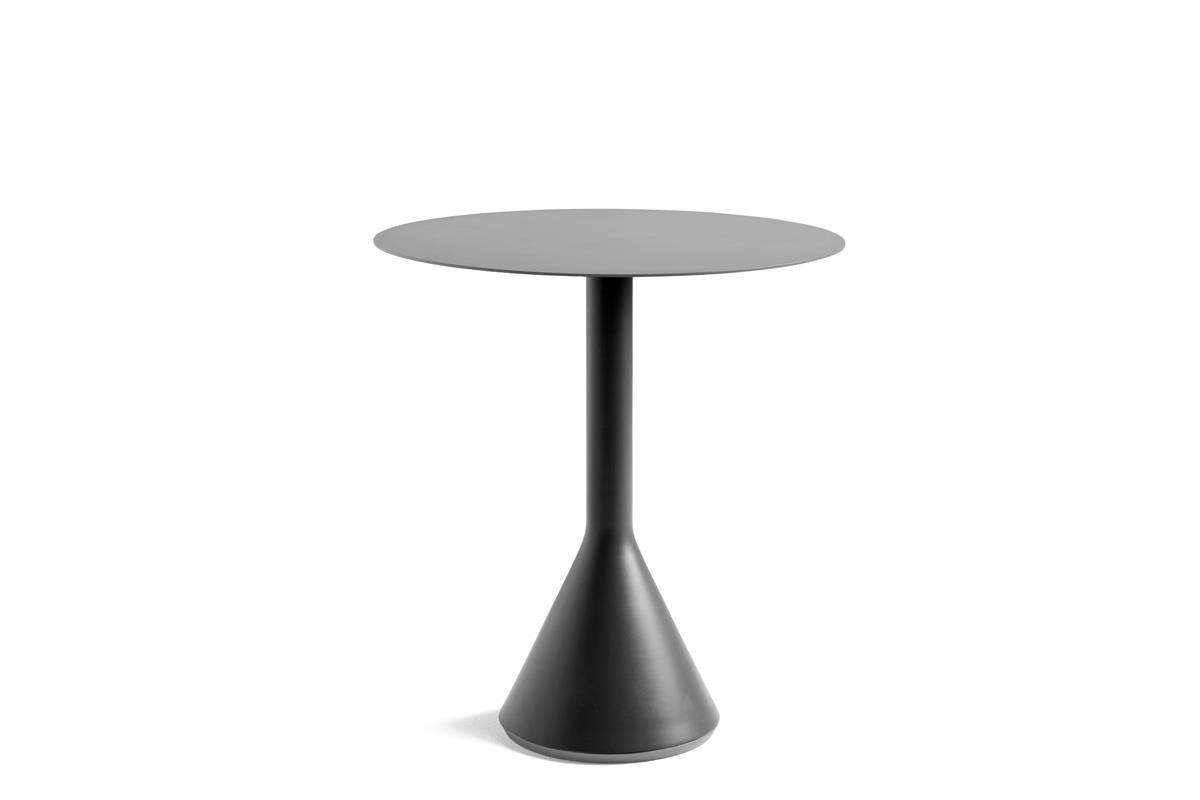 Palissade Cone Table Ø70 x H74 - Anthracite