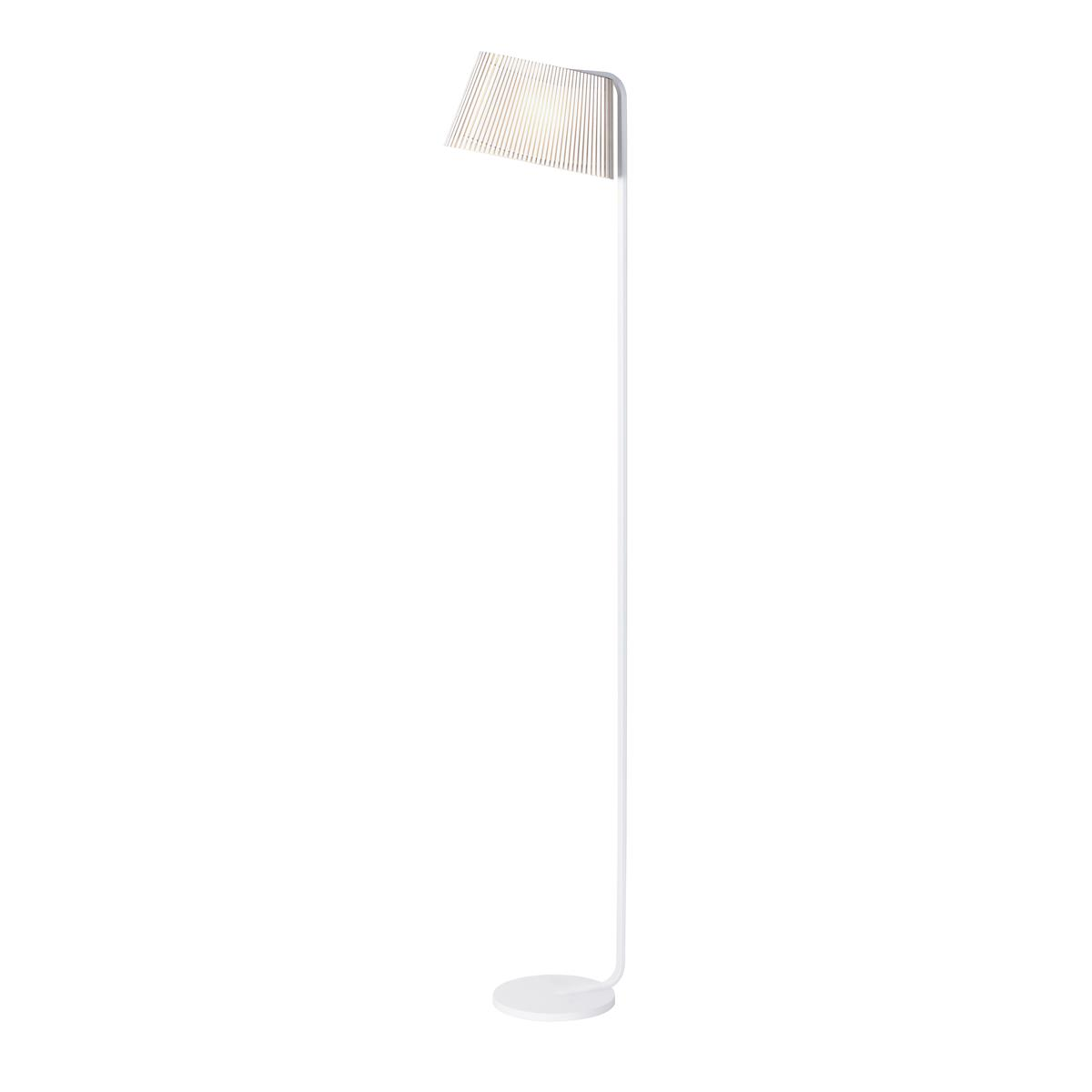 Secto 7010 Owalo Floor lamp White