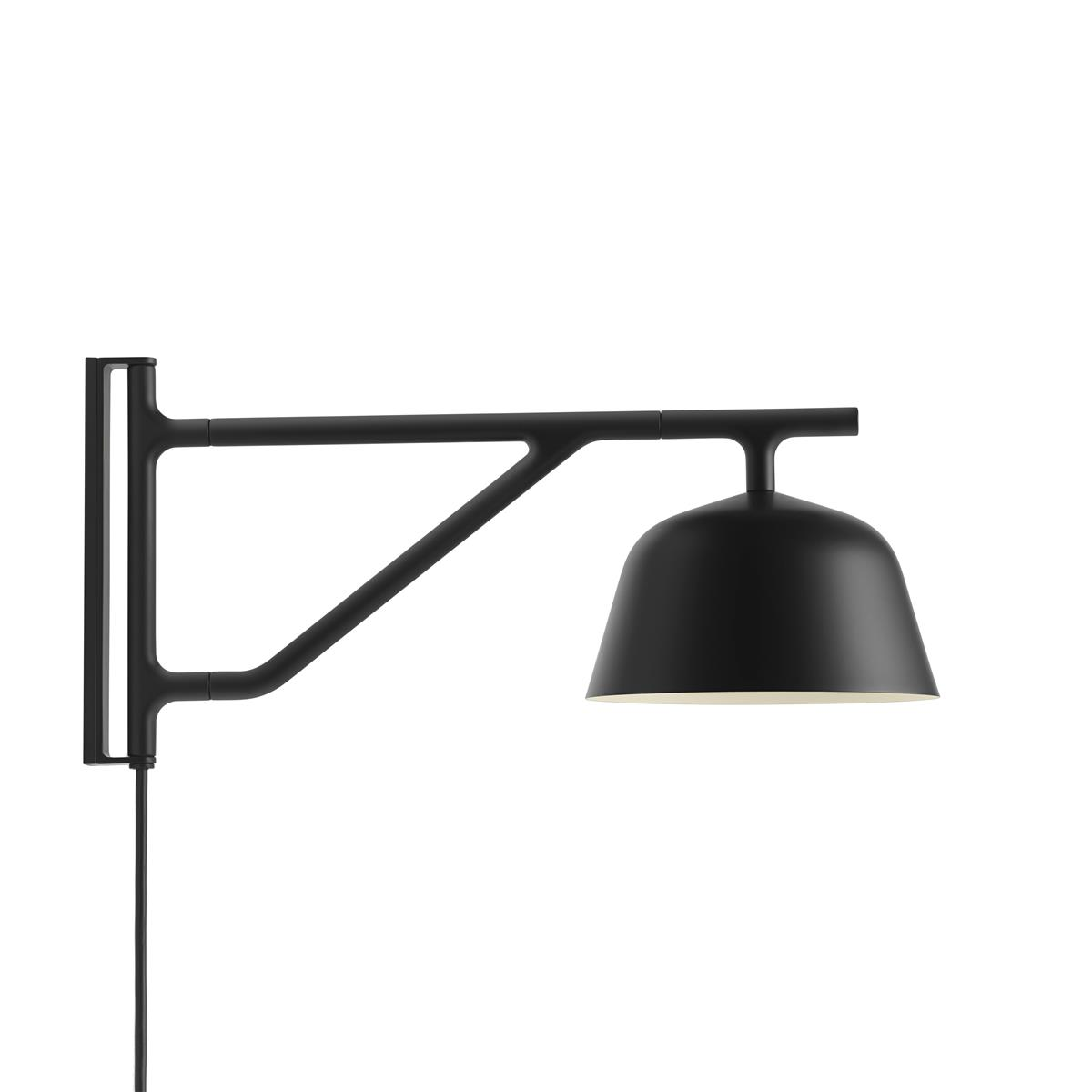 Ambit Wall Lamp Ø16,7 - Black