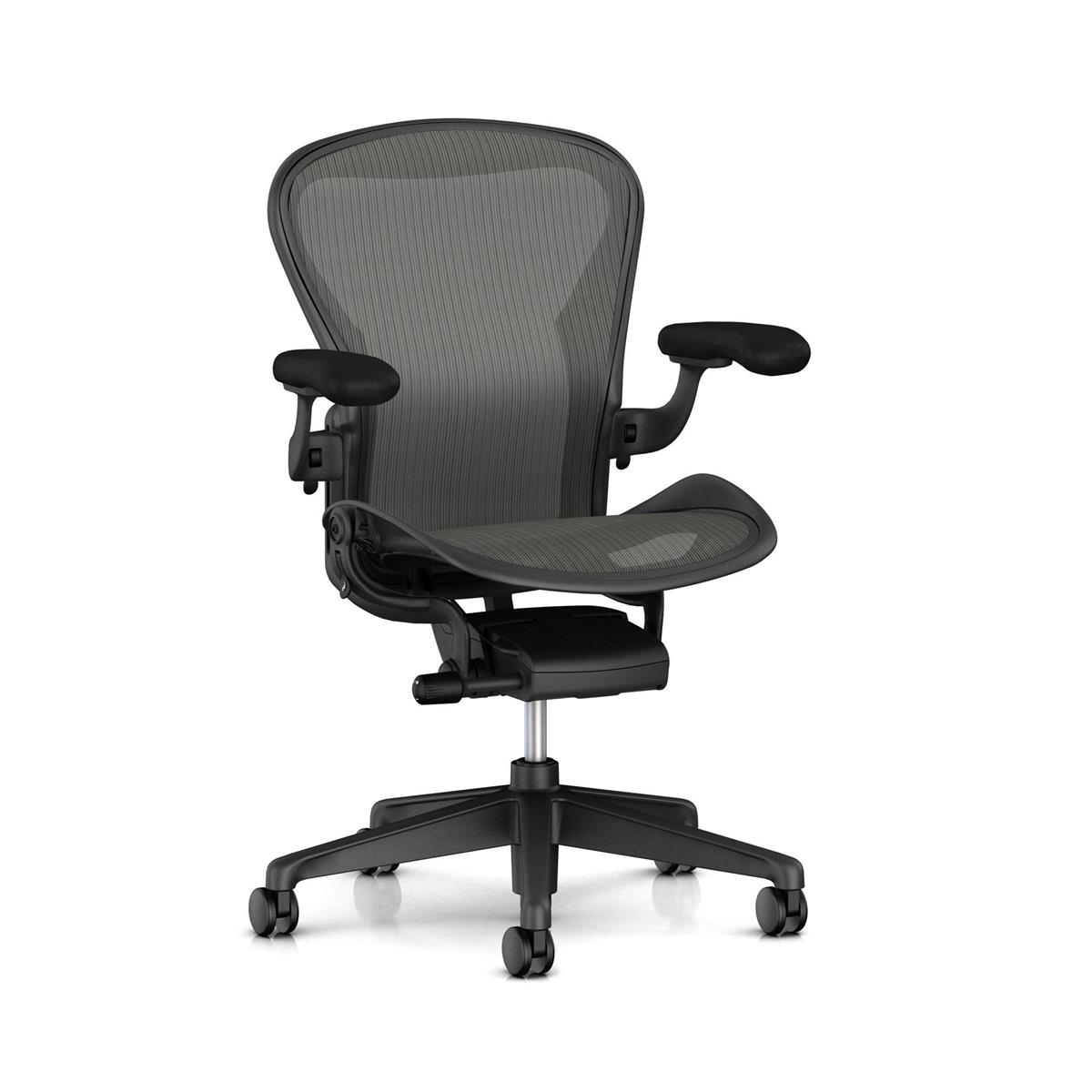 Aeron Remastered (A) Graphite Basic