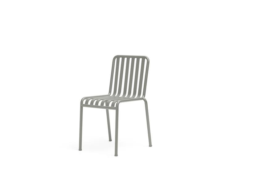 Palissade Chair - Sky Grey