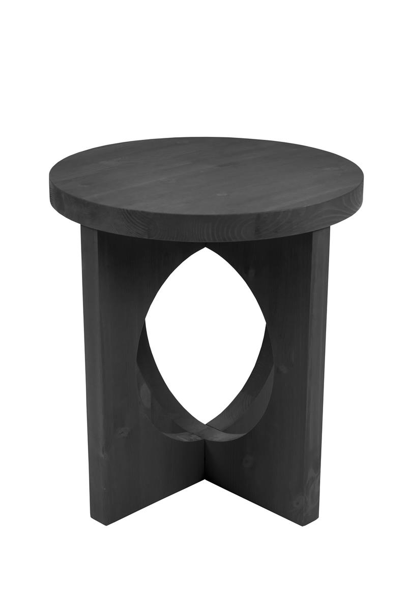 Cyclop 405 Table / Stool. Black.