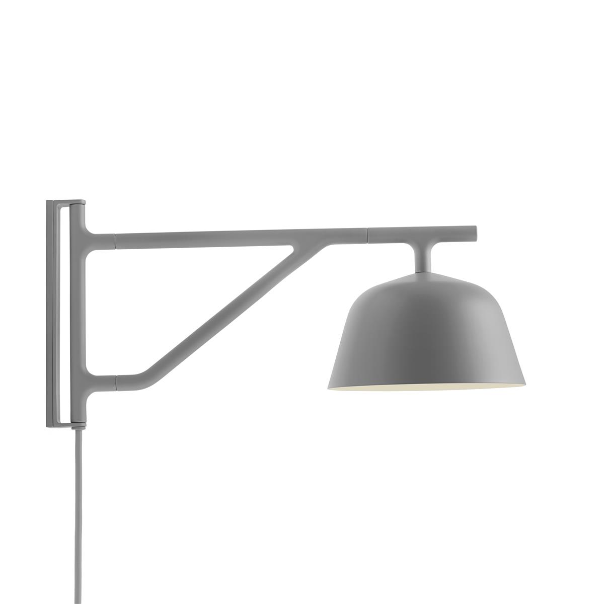 Ambit Wall Lamp Ø16,7 - Grey