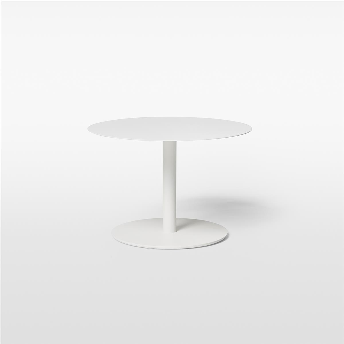 Odette Table Ø50 x H42 - White