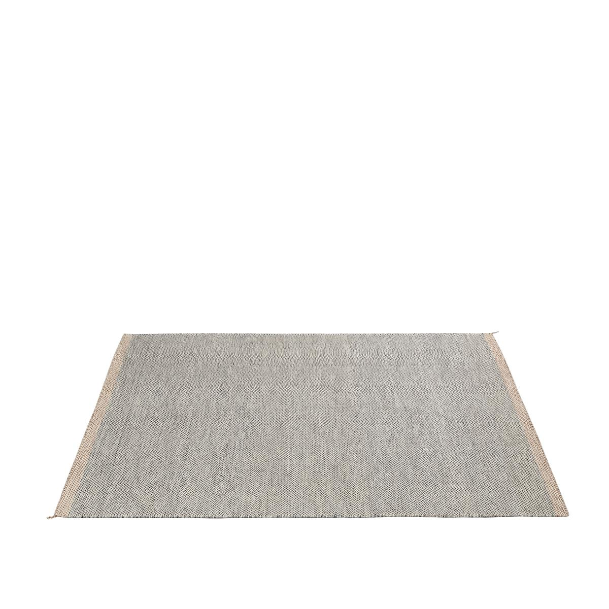 Ply Rug i 200 X 300 cm, Black-White