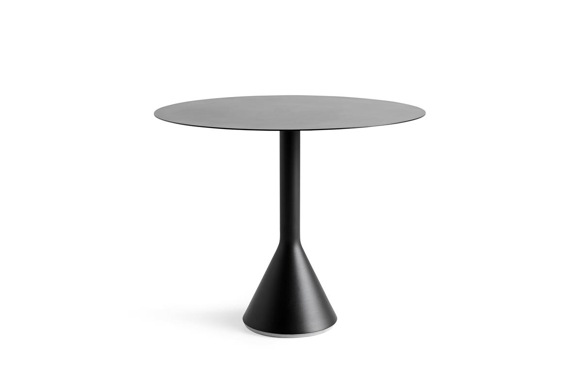 Palissade Cone Table Ø90 x H74 - Anthracite