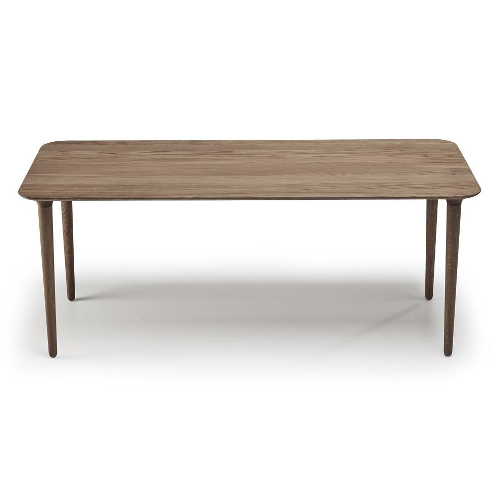 Evja Coffee Table. Eik oljet. 125 x 55cm. H45cm.