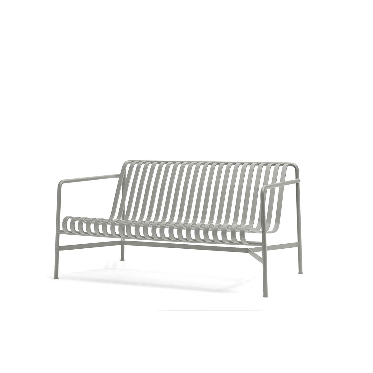 Palissade Lounge Sofa - Sky Grey