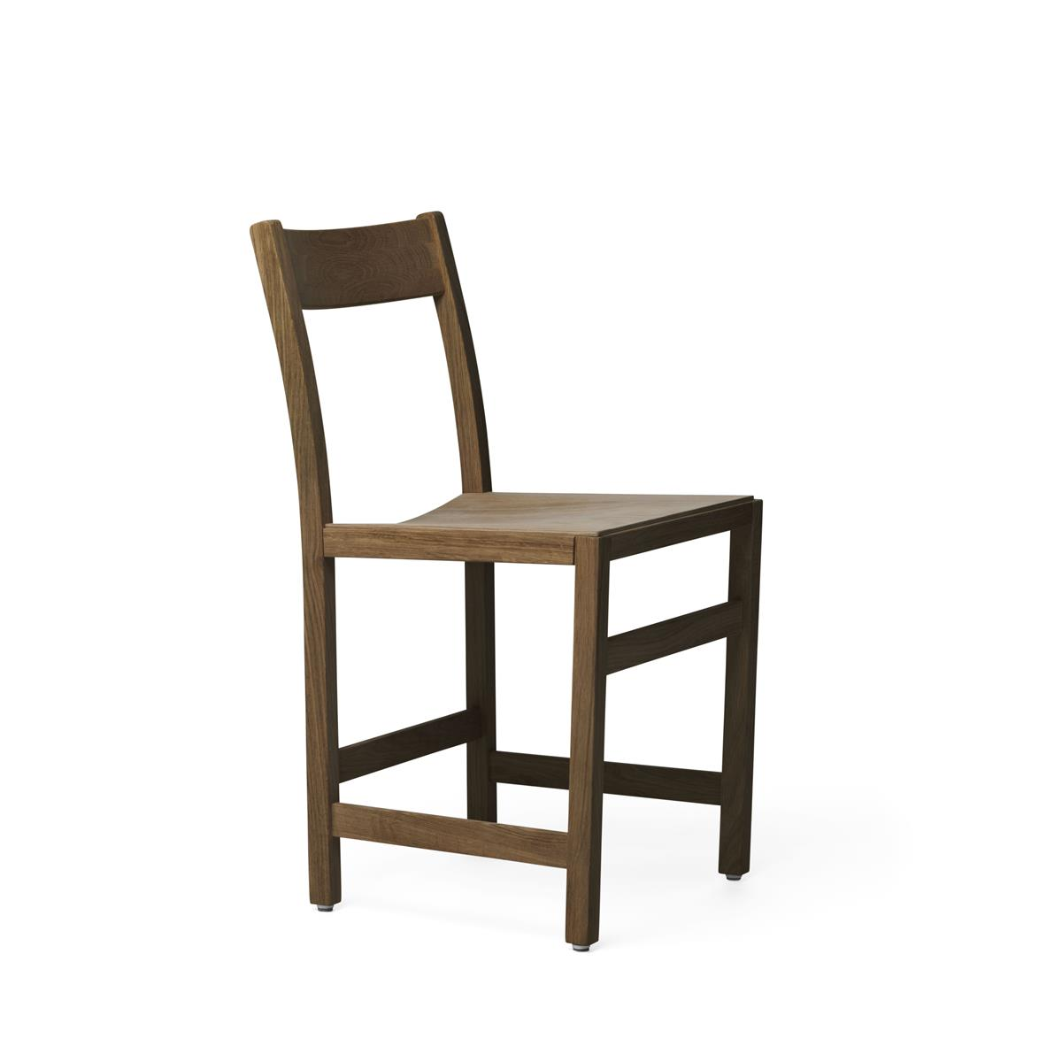 Waiter Chair - Walnut Stained Beech