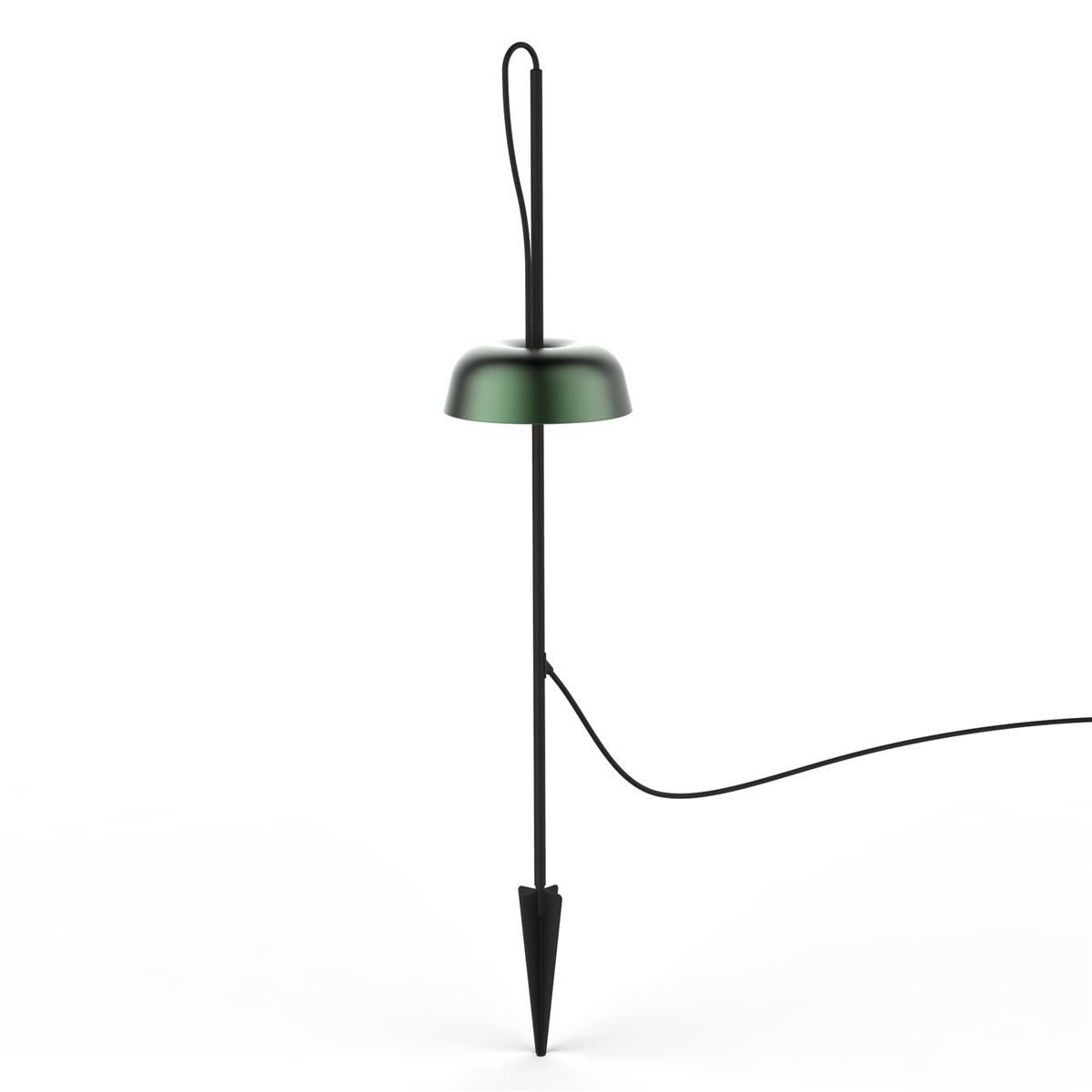 KI Light With Spear - Green
