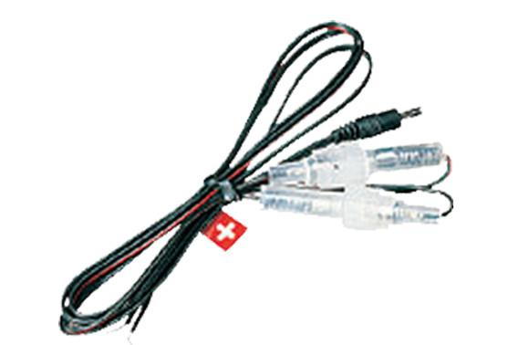 PG-2W  DC kabel m/ sikringer for Kenwood håndapparater