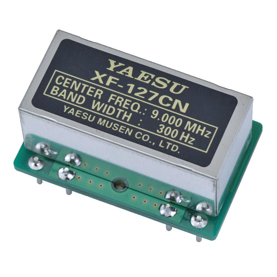 XF-127CN  300Hz CW filter for Yaesu FT-3000D