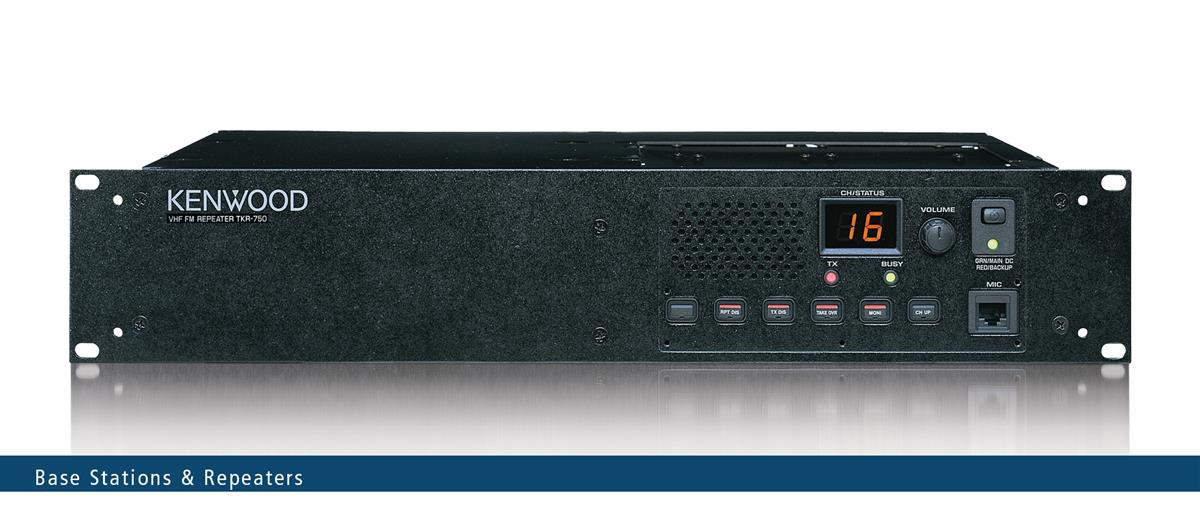 TKR-851E3 REPEATER UHF