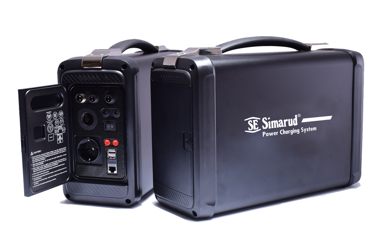 SIMARUD Portable Power System 500w