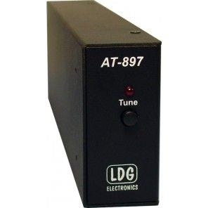 LDG AT-897Plus Autotuner for FT-897.Tuner 6-800ohm.1.8-54MHz