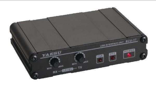 SCU-17 CAT interface for FTDX-1200