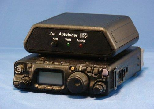 LDG Z-817 Autotuner for FT-817.