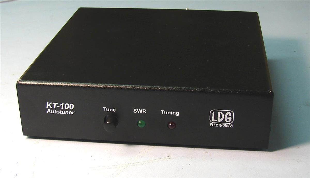 LDG KT-100. LDG Automattuner for Kenwood radio