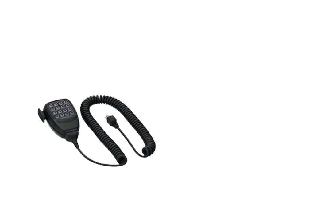 Kenwood Hand Microphone with Keypad (for NX3720GE/NX3820GE)