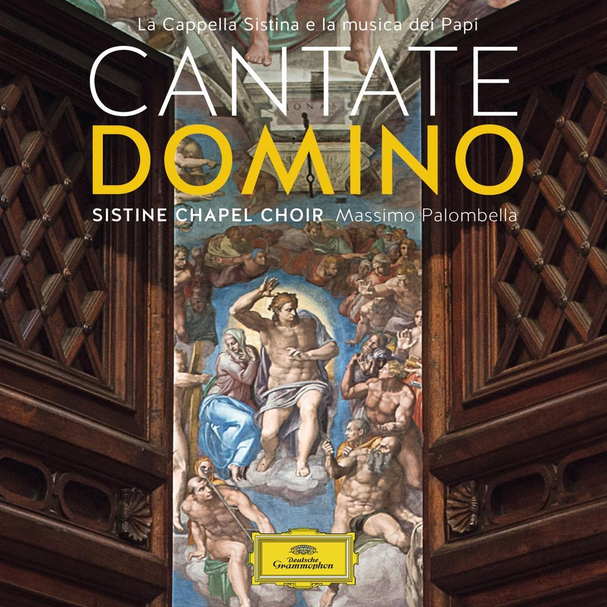 CD. Cantate Domino