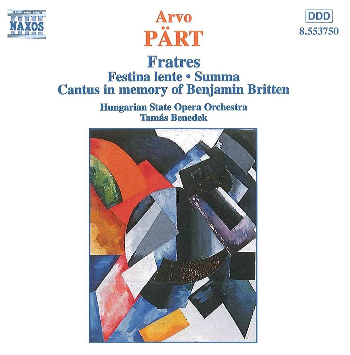 CD. Fratres