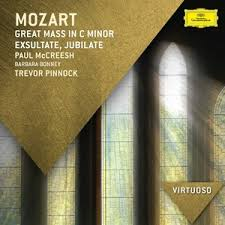 CD. Great Mass in C minor