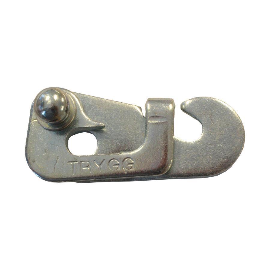 Ytterlås Nr. 3 For Pigg, 7 og 8 mm