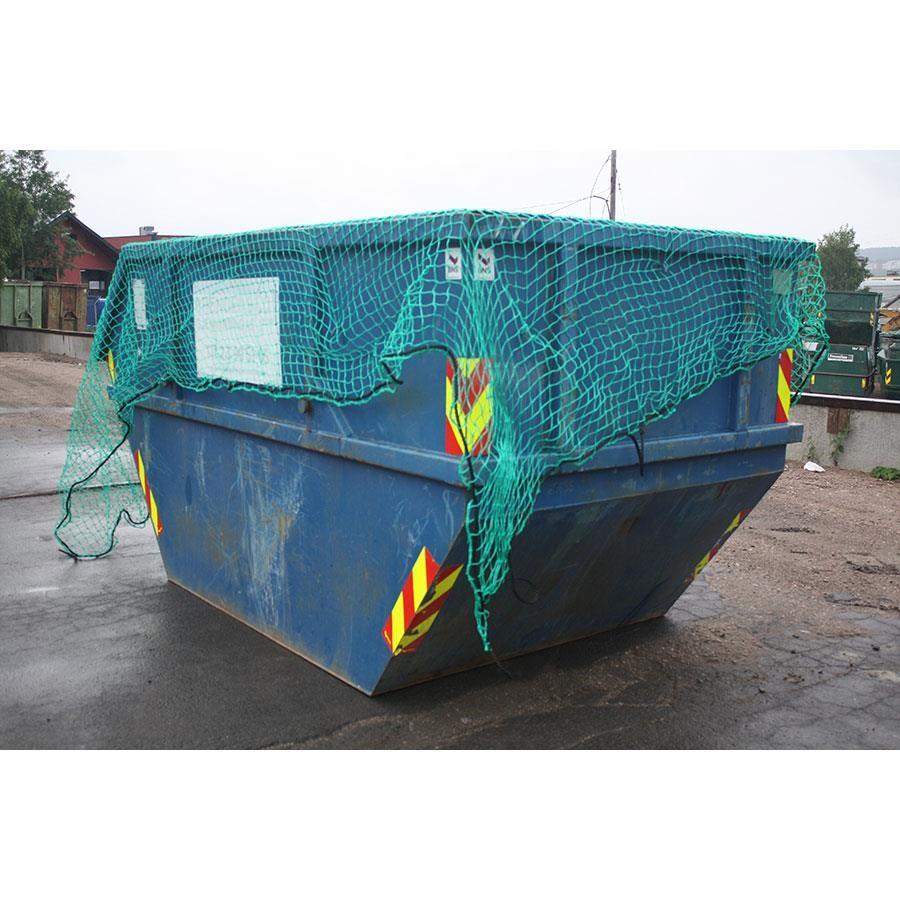 Containernett 3 mm PE med 45 mm masker