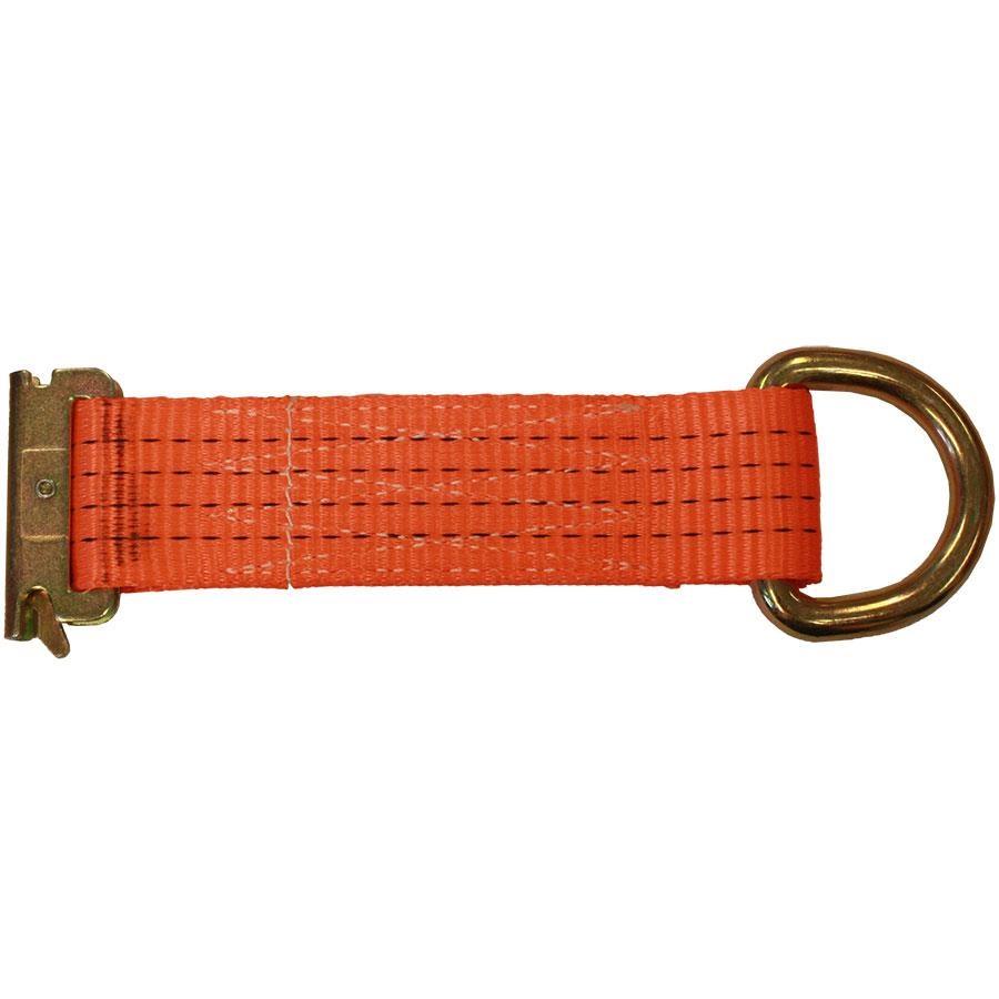 Bånd 20 cm m/ring og E-feste LC1t BS 2t