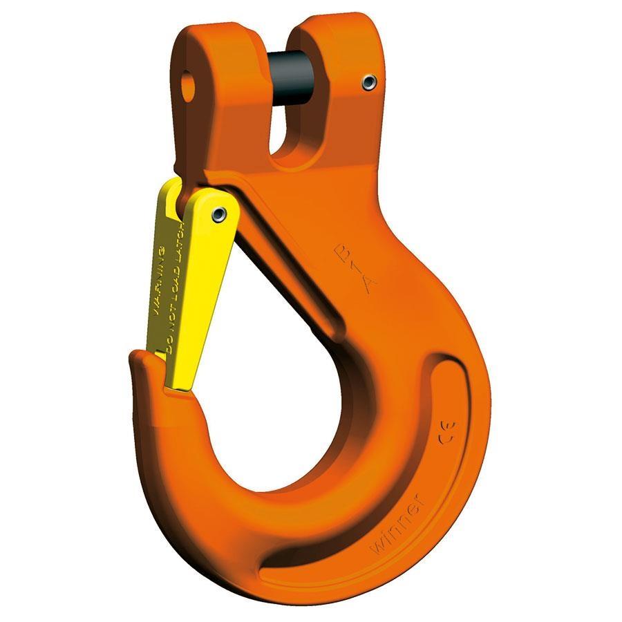 Sperrekrok m/gaffelkobling KHSW G100