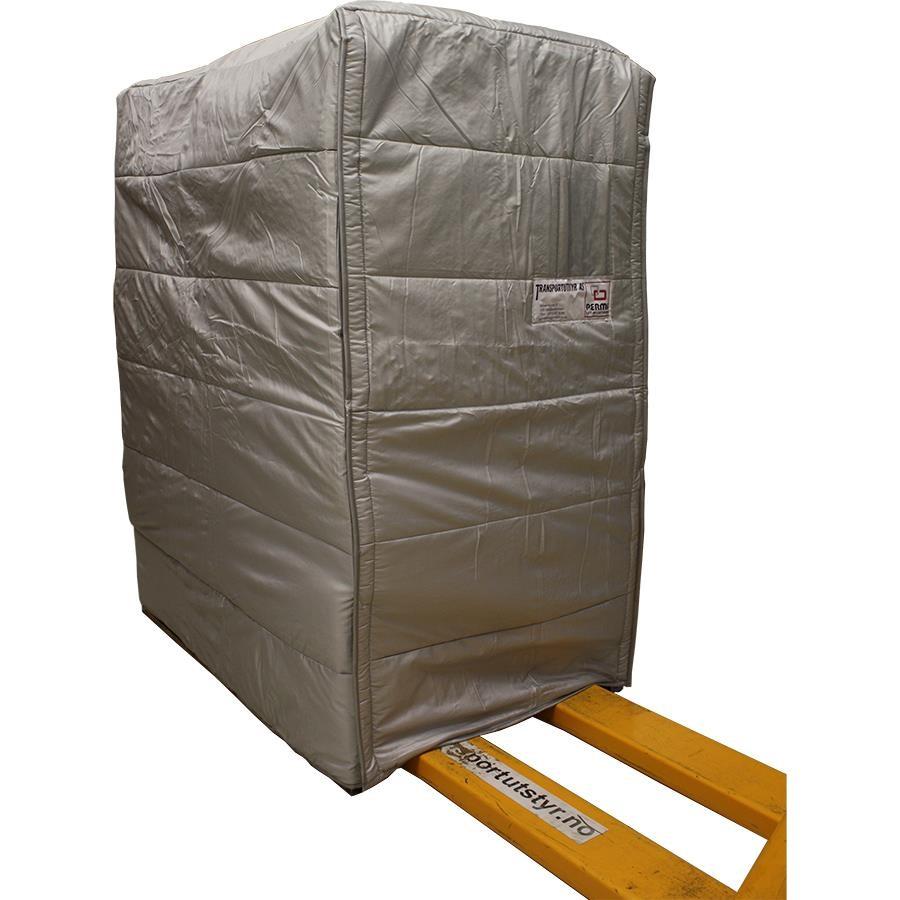 Perma isolert pallehette 82x122x150