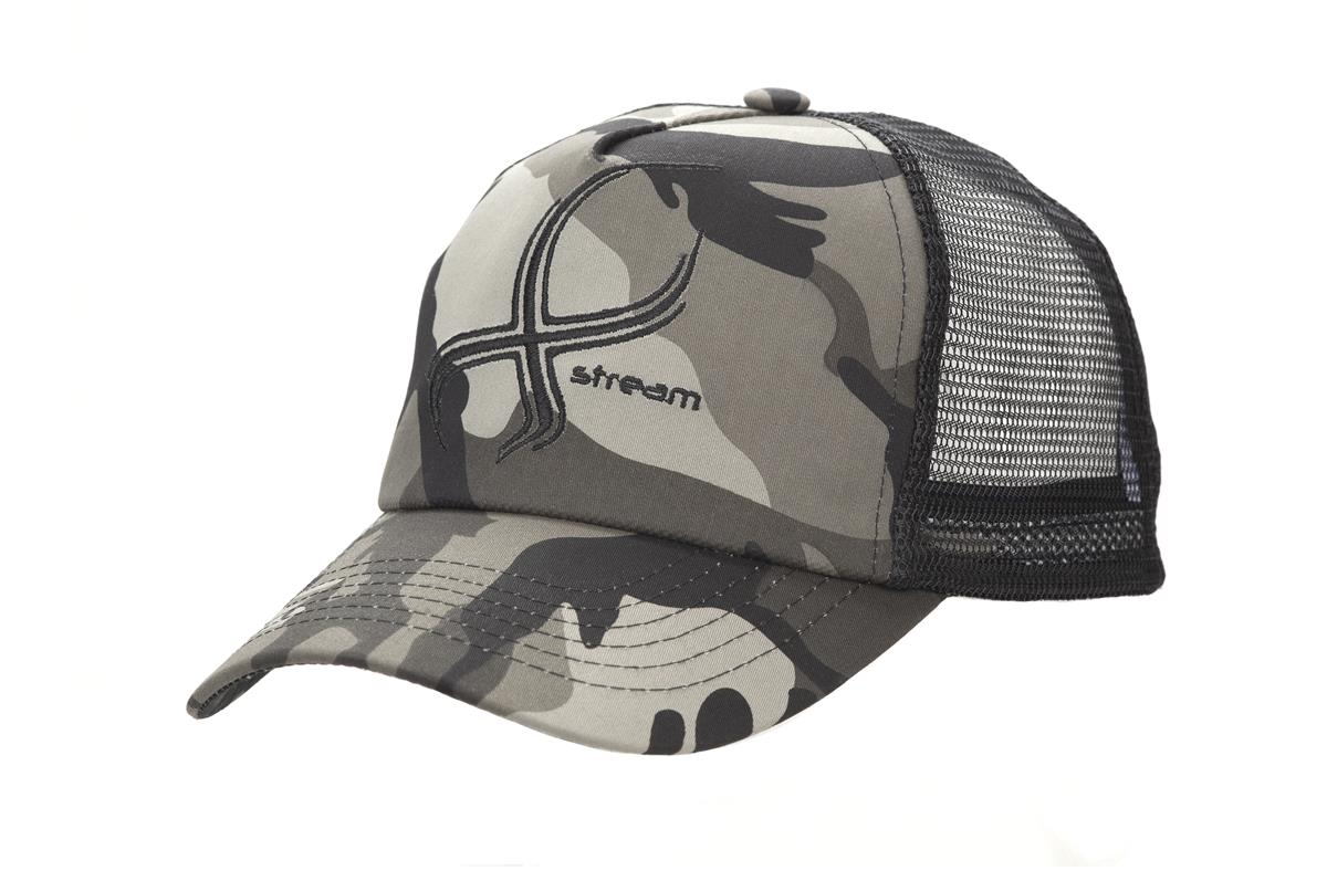 Caps Camo Snapback Trucker Xstream