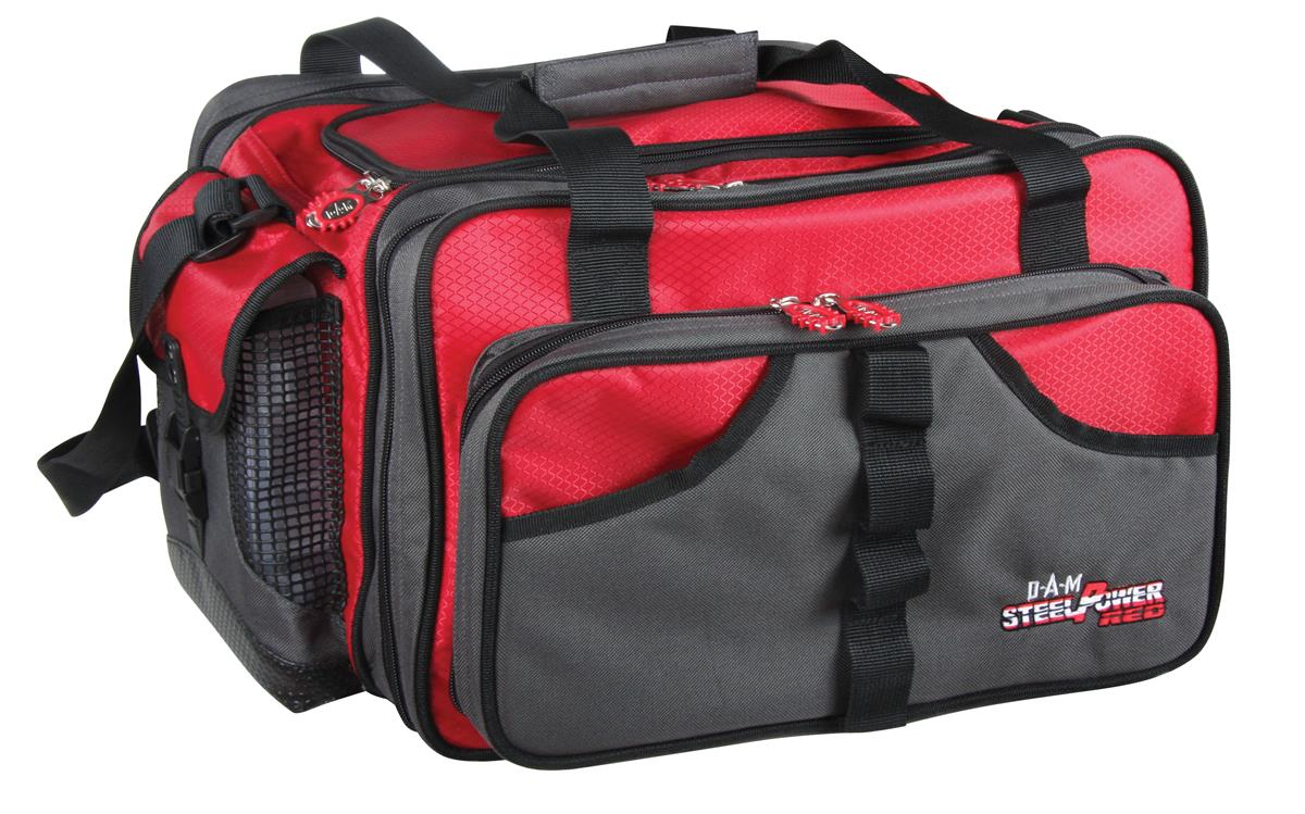 DAM Steelpower Red Havfiskebag