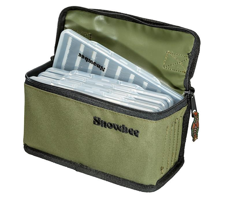 Snowbee Slimline Fly Box Kit 5 pcs.
