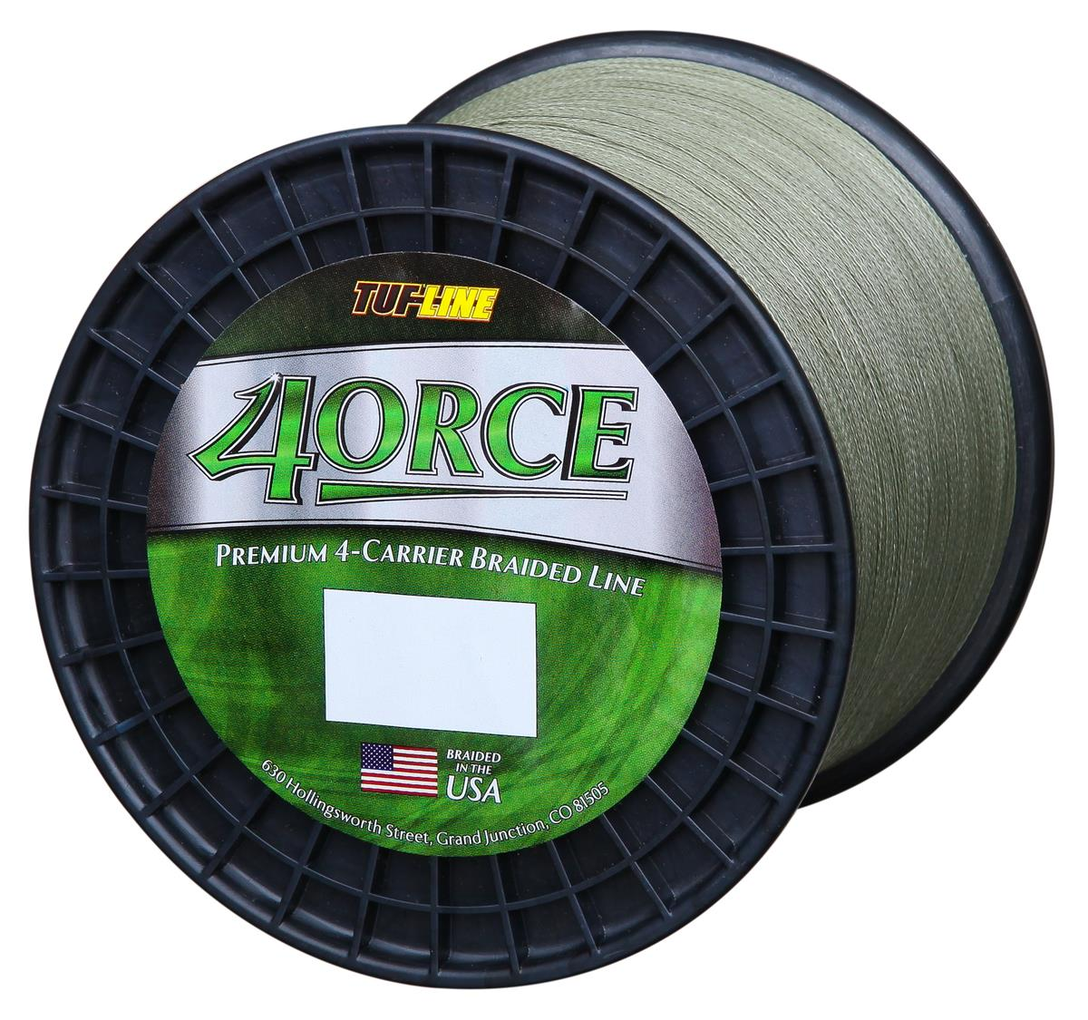 TUF Line 4ORCE Green 2285 m 0,15 mm 10 kg.