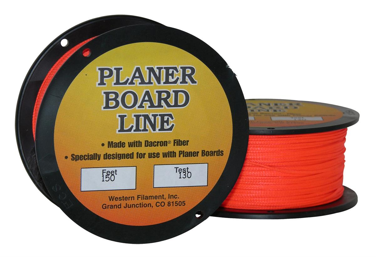 Planerboard Line 91 m 130 Lbs.