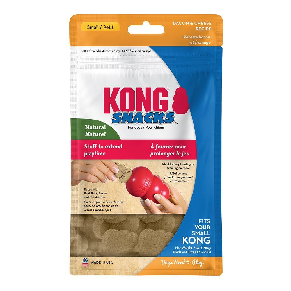 Kong Snacks Bacon & Ost S