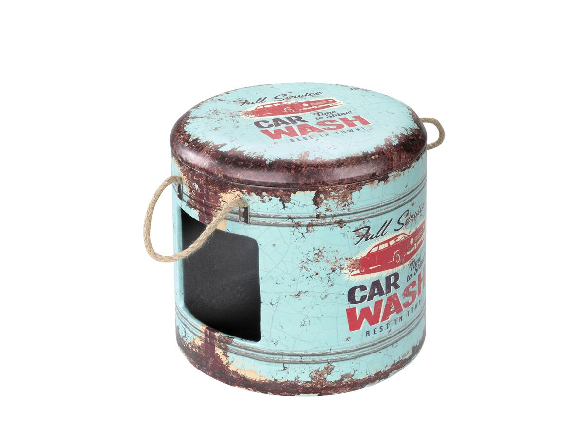 Kattehule/Boks 434-429402 Pet Box Car-Wash M Ø35x34cm