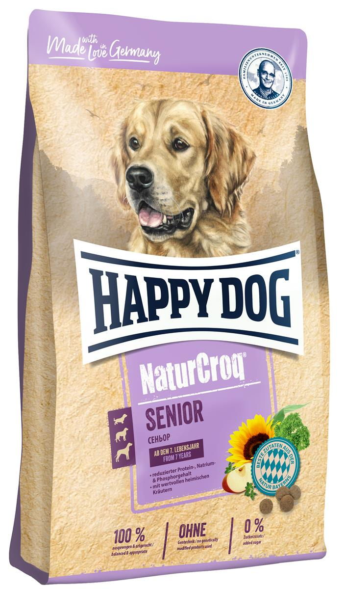 Happy Dog Natur Croq Senior 4Kg 60533