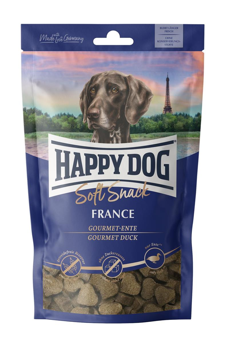 Happy Dog Supreme Soft Snack France (And) 100g